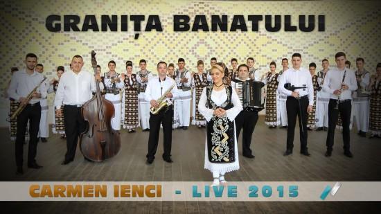 Carmen Ienci – Granita Banatului (LIVE 2015)